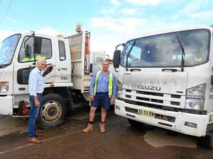 Council's flood efforts continue without fleet