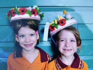 Where are 10-year-old Qld twins Bronte and Isabella?