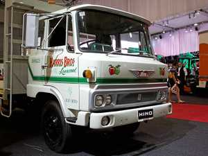 Search for a heritage Hino