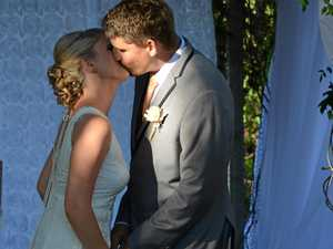 Melanie and Tristan: always and forever
