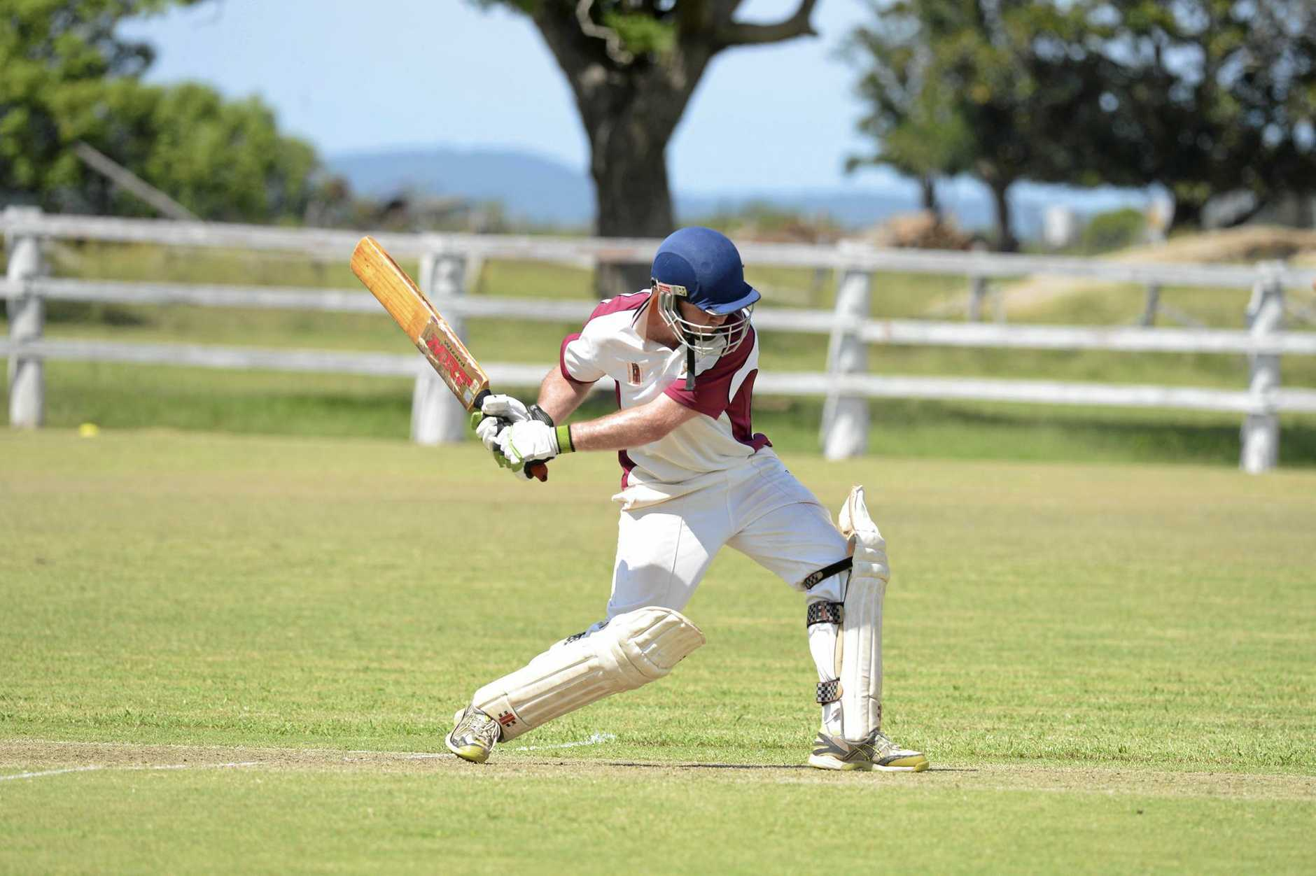 SOLID: Brothers batsman Mick Summers scored 506 runs at 46.00.