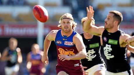 Daniel Rich of the Brisbane Lions.