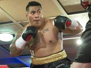 Herman locks in heavyweight title shot