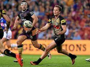 Panthers coach stands by his axing of key trio