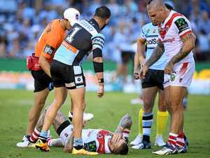 NRL suspends concussion fines
