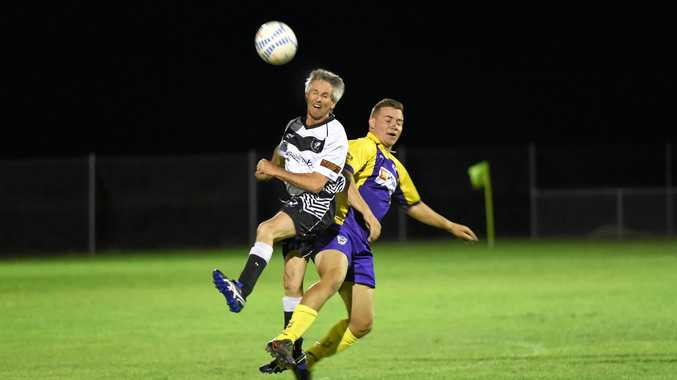 Doon Villa needed a penalty shootout to defeat United Warriors in their FFA Cup match at Villa Park, Maryborough.