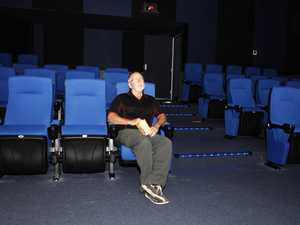 IT'S SHOWTIME: Cinema opens at Hervey Bay Boat Club