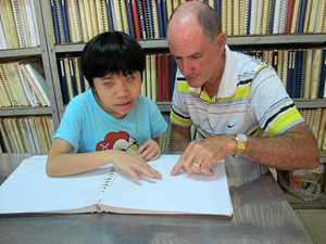 I'm making a difference in Vietnam