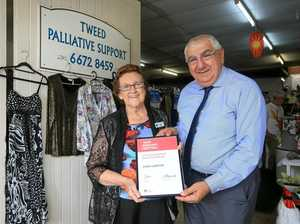 Tweed Palliative Support Hospice volunteer recognised