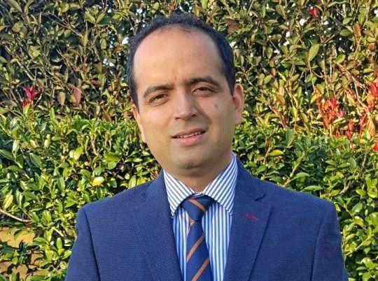 TRUST: Toowoomba oncologist Dr Khageshwor Pokharel.