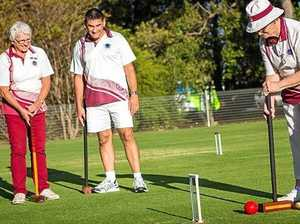 Croquet scores with skill, tactics and fitness
