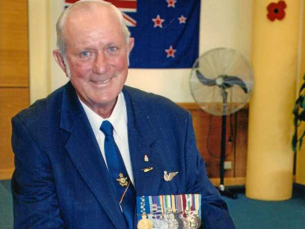 AUSSIE SPIRIT: RAAF veteran Felix Parker OAM says Anzac Day is the most important day of the year for all Australians.