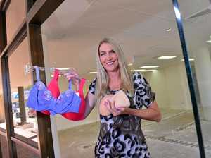BREAST CANCER: Achieving normality, with a bra