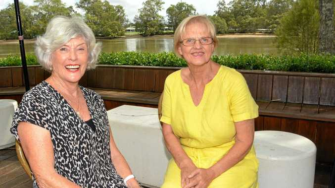Convenors Gail Bonser (left) and Ilona Tanner hope to welcome at least 150 guests to The U3A Network Queensland State Conference.