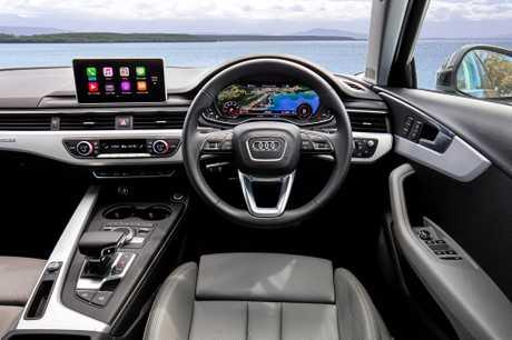 2015 Audi A4 allroad quattro.