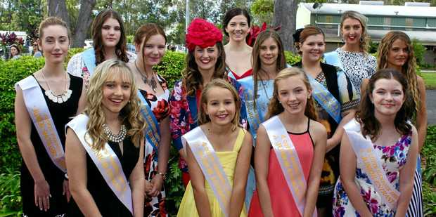 SHOW TIME: Entries are being accepted for this year's Coffs Harbour Showgirl.