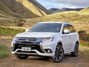 Road test: 2017 Mitsubishi Outlander PHEV