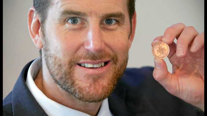 ANZAC COINS: Ben Roberts-Smith says a new generation of veterans is connecting with young people and ensuring Anzac Day remains relevant.