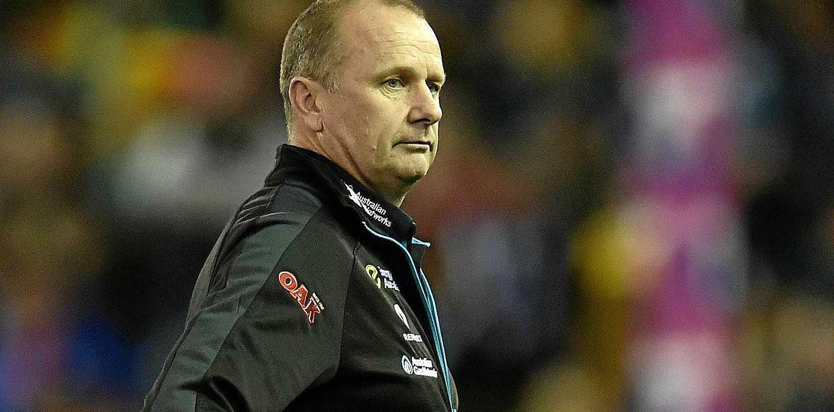 Port Adelaide coach Ken Hinkley.