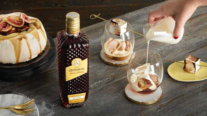 LATEST DRINK: The Bundaberg Rum Distillery is today releasing its limited edition liqueur.