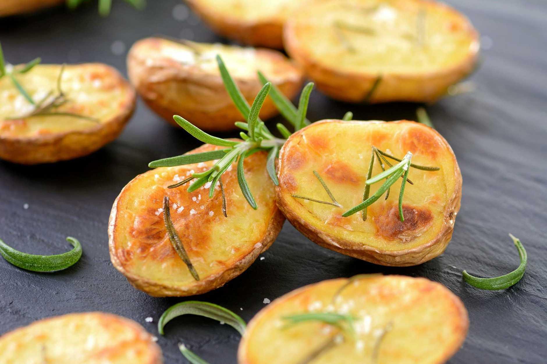 Make roast potatoes a healthier choice by following a few tips.