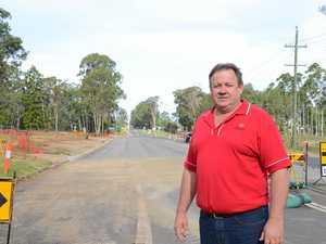Cr Gavin Jones defends council works