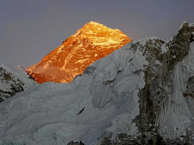 You don't have to set a record on Mt Everest to succeed in life, says Kathy Sundstrom.