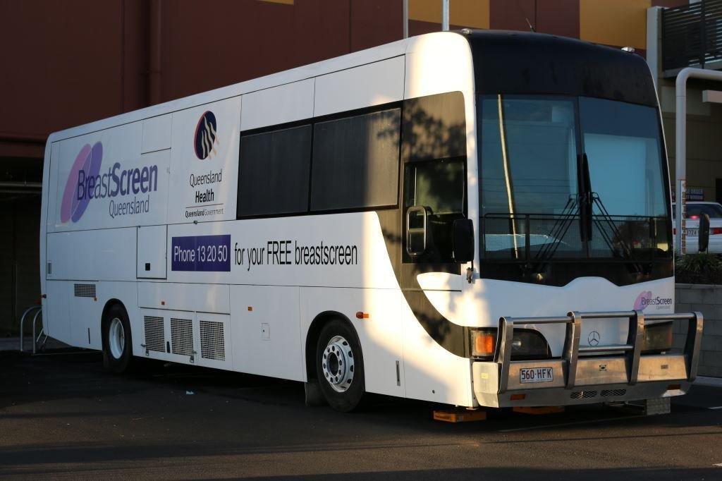 7e077178589d50 Take advantage of mobile BreastScreen van in Toowoomba | Chronicle