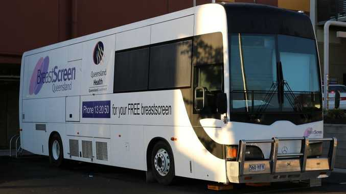 The BreastScreen Queensland Toowoomba mobile service will be visiting Toowoomba locations including Bunnings Anzac Avenue, Wilsonton Shopping Centre and Northpoint Shopping Centre.