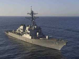 Putin sends warship to confront US vessels near Syria