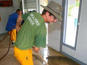 Rockhampton's mud army to start work tomorrow
