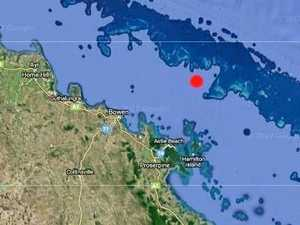 Another earthquake recorded off Whitsunday coast
