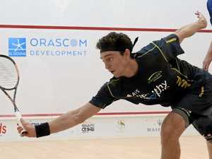 Squash star ends seven year Egyptian drought