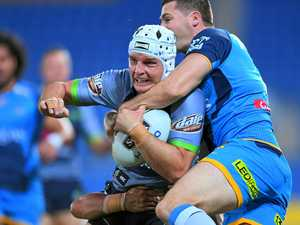 Injury-hit Titans no match for Rapana and Raiders