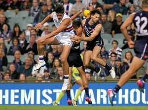 Dockers off the mark with upset of premiers