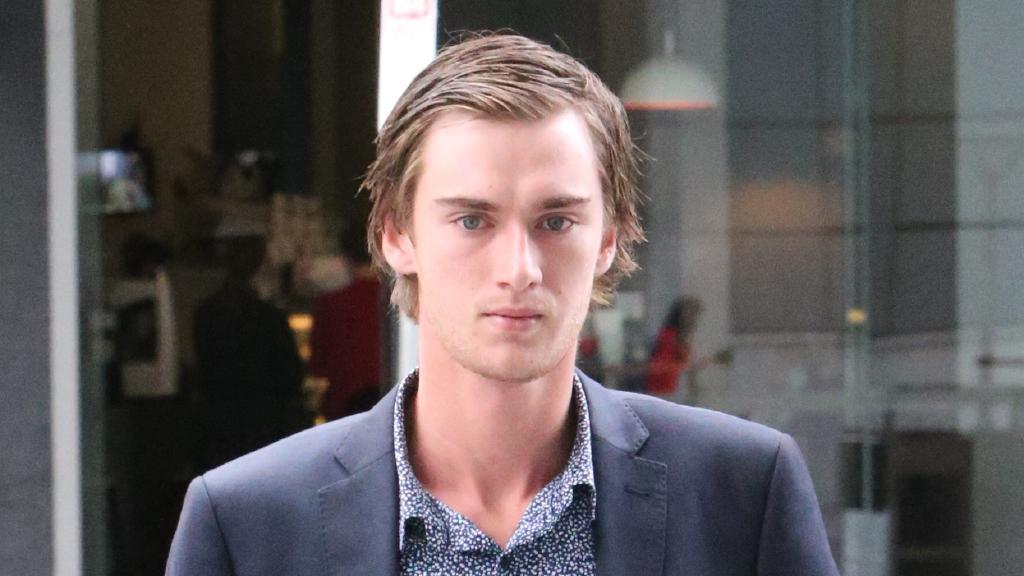 Rapist Jack Grimley ignored his victim's plea to stop.