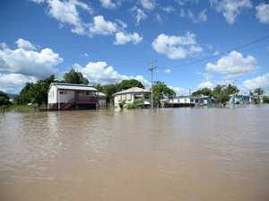 TIMELAPSE: Rockhampton flood in 130 hours