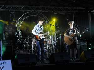 Smoke Stack perform at AYA Music Fest