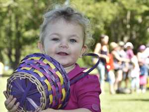 Could this be Toowoomba's biggest Easter egg hunt?
