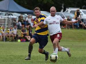 NCF - Bombers v Dingoes