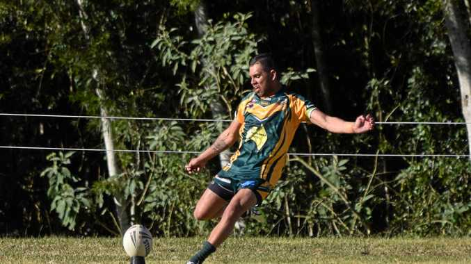HOME GROUND ADVANTAGE: Orara Valley coach Col Speed wants the Axemen to be a tough nut to crack every time they play at Coramba Sportsground.