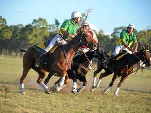 Australia going well in polocrosse at Cunningham club
