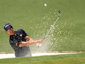 Adam Scott within striking distance at Masters