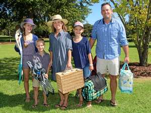 Crowds come early for picnic basket day at Killarney