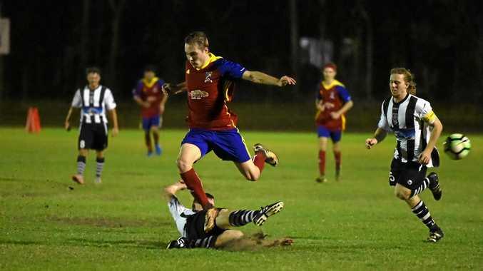 Wide Bay League Rd2: KSS Jets v Bingera at Hervey Bay Sports Club.