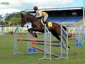 Deziree Roos' rise to a state equestrian championship
