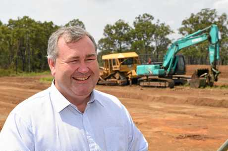 Bundaberg Mayor Jack Dempsey praised the Budget saying it showed confidence in the council.