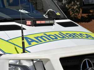 Man suffers electric shock in Toowoomba City