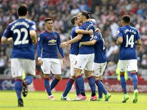 United win leaves Sunderland deep in trouble