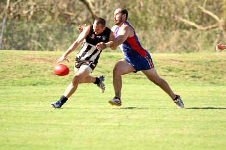 The Whitsunday Sea Eagles continued their domination of the 2017 Mackay/ Whitsunday AFL competition with a convincing victory over the Magpies on Saturday.